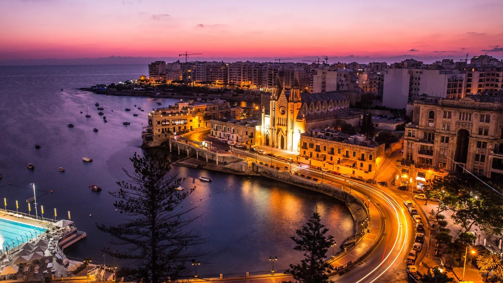 Sunset Le Meridien Malta 1 - Home