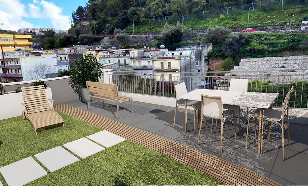 terrazzo2 DEF - Green